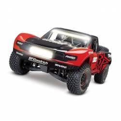 Traxxas Automodello Unlimited Desert Racer RIGID 4WD Race Truck con luci LED (art. TXX85086-4-RGD)