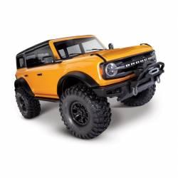 Traxxas Automodello TRX-4 New Ford Bronco 2021 Scale & Trail Crawler ARANCIO (art. TXX92076-4-ORNG)