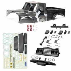 Hobbytech Carrozzeria Pre-Verniciata Crawler Survival con accessori (art. HT-SU1803020-RTR)