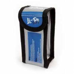 Siva Borsa di protezione Li-Po Safe misura 64x50x125mm (art. 15019)