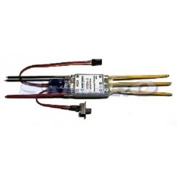 Model Motors Variatore Elettronico 5024-3ph 3-8 Lipo 50A (art. MM50243)