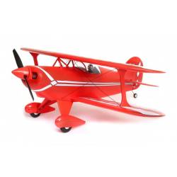E-Flite Biplano Pitts S-1S 850mm BNF Basic con ricevitore AS3X / SAFE Select (art. EFL35500)