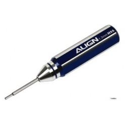 Align Cacciavite esagonale 1,3mm T-REX 250 (art. HOT00007)