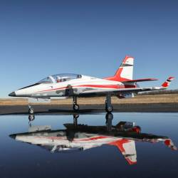 E-flite Viper 90mm EDF Jet apertura alare 1400mm BNF Basic con AS3X e SAFE Select (art. EFL17750)