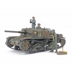 Tamiya Carro armato Semovente M42 versione Tedesca scala 1/35 kit di montaggio (art. TA37029)