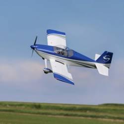 E-flite Aeromodello elettrico RV-7 1100mm BNF Basic con AS3X e SAFE Select (art. EFL01850)