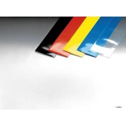 Robbe Guaina Termoretraibile 70mm 1mt Blu trasparente (5160)