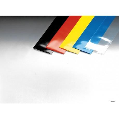 Robbe Guaina Termoretraibile 70mm 1mt Trasparente (art. 5065)