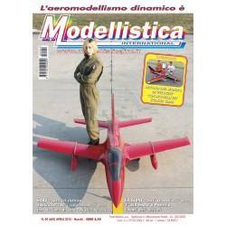 Modellistica Rivista di modellismo n°04 Aprile 2010