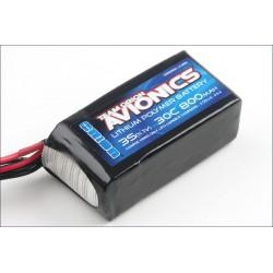 Orion Avionics batteria Lipo 11,1V 800mAh 30C BEC (ORI60092)