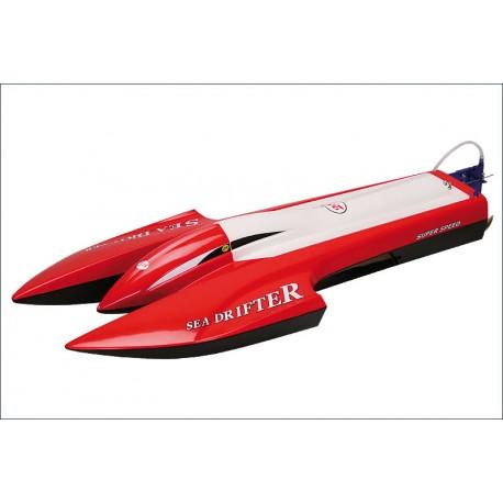 Hype Catamarano elettrico Sea Drifter ARR Brushless (art. 038-1050)
