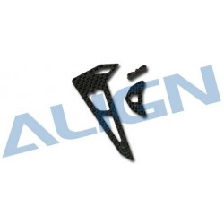 Align Set impennaggi in carbonio Stabilizer T-REX 250 (art. H25031T)