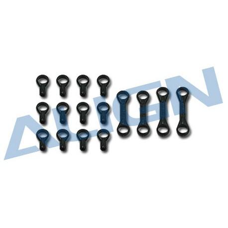 Align Set uniball pezzi 12+2+2 per T-REX 250 (art. H25036)