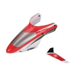 E-flite Capottina e impennaggio per Blade mSR (art. EFLH3019)
