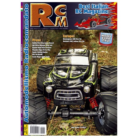 RCM Rivista di modellismo Aprile 2010 Numero 221