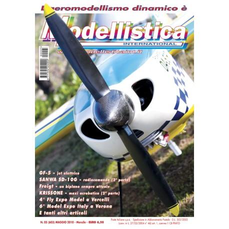 Modellistica Rivista di modellismo n°05 Maggio 2010