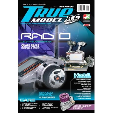 True Model Rivista di Modellismo MAGGIO 2010 n°05