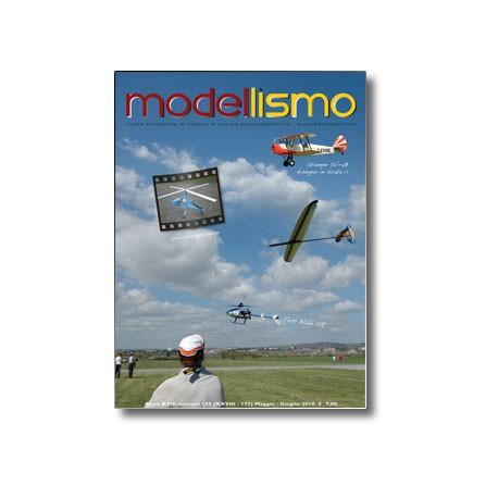 Modellismo Rivista di modellismo N°105 Maggio - Giugno 2010