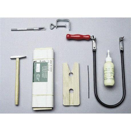 Mantua Model Set attrezzi per modellismo statico (art. 8120)
