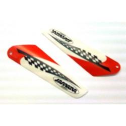 Jamara Coppia pale rotore inferiore per Gyro 3 ch (art. 031641)