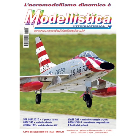 Modellistica Rivista di modellismo n°07/08 Luglio / Agosto 2010