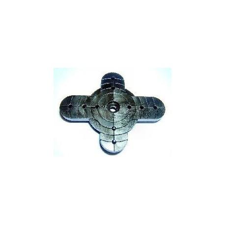 Radiosistemi Squadretta rinforzata per servi Futaba 1 pezzo (art. FU748)