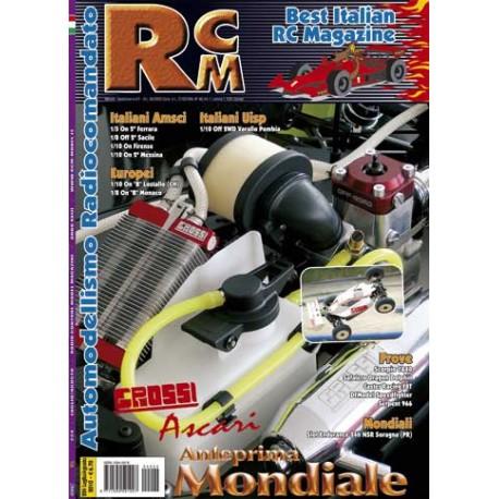 RCM Rivista di modellismo Luglio / Agosto 2010 Numero 224