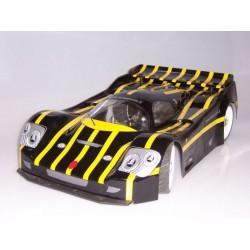 Radiosistemi Carrozzeria Porsche Dauer 962 Le Mans 1,5mm (S3400B