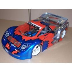 Mantua Model Carrozzeria McLaren 1/8 GTR F1 (art. 20411)