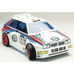 Mantua Model Carrozzeria Lancia Delta Integrale 1/8 GT con Decals (art. 20400)