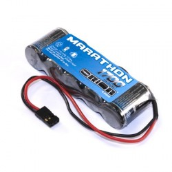 Orion Batteria Marathon Nimh 6V 1700mAh Piatta sp. JR (art. ORI12242)