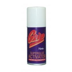 Grip Spray Attivatore Aerosol per Cianoacrilato 200ml (art. RS-RA5)