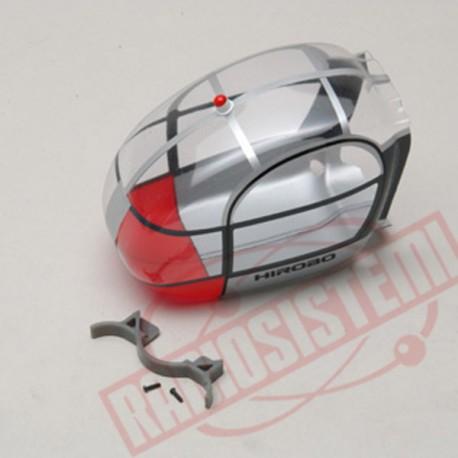 Hirobo Mini Lama R/C cabina verniciata (art. 0301-026)