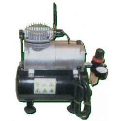 Mantua Model Mini compressore a pistone con serbatoio (4750052)