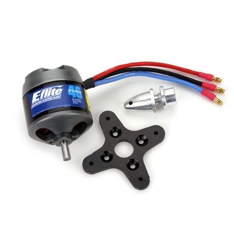E-flite Motore brushless Power 46 Outrunner 670Kv (EFLM4046A)