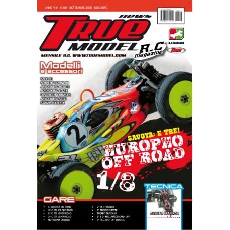 True Model Rivista di Modellismo SETTEMBRE 2010 n°08