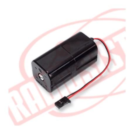 Futaba Contenitore chiuso per batterie 4 celle (art. 327)