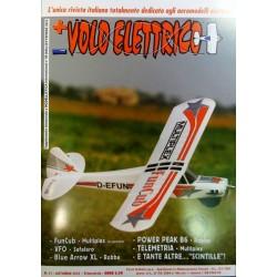 Volo Elettrico Rivista di modellismo N°31 Autunno 2010