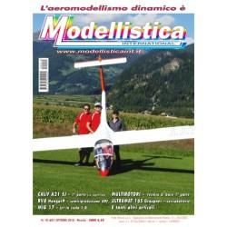 Modellistica Rivista di modellismo n°10 Ottobre 2010