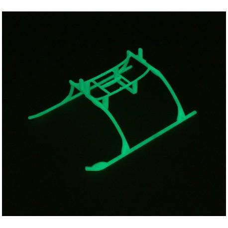 Blade Carrello atterraggio MCX Fluorescente (art. EFLH2222GL)