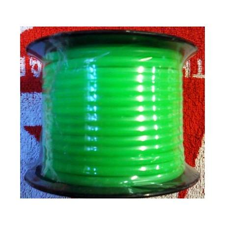 RPM Tubo al silicone Verde fluorescente (art. H158)