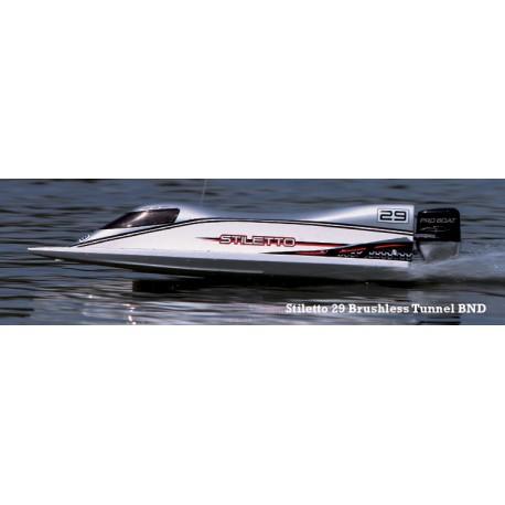 Pro Boat Catamarano Stiletto 29 Brushless Tunnel BND (PRB4000BD)