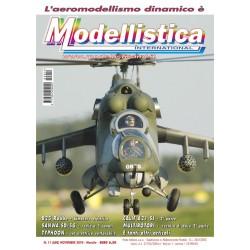 Modellistica Rivista di modellismo n°11 Novembre 2010