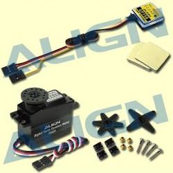 Align GP750 Head Lock Gyro Combo GP750 con servo DS420 (art. KX870017A)