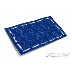 Xray Tovaglietta da banco 120x73cm Blu (art. 397291B)