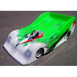Sprint RC Carrozzeria Zytec 1/8 1mm Fioranina (art. SRC500)