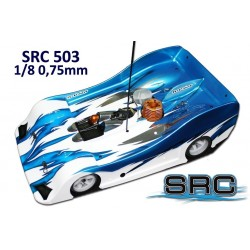 Sprint RC Carrozzeria Zytec V2 2010 1/8 Light 0,75mm (SRC503)