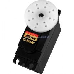 Hitec Servocomando HS-5805MG Maxi servo Digitale coppia 24,7Kg/cm (art. 35805S)