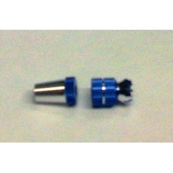Futaba Terminale stick Pro Grip 1 pezzo per Futaba e Spektrum (art. FU868)