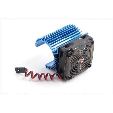 Hobbywing Dissipatore motori elettrici 36mm con ventola 86080120